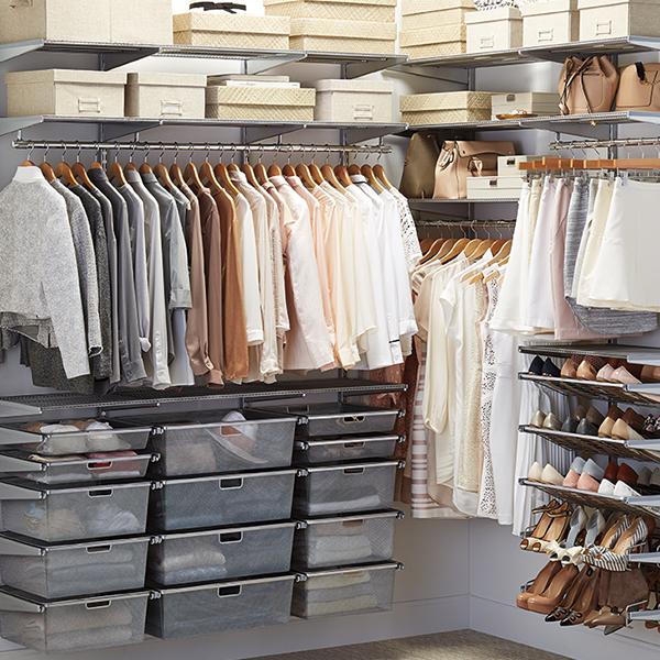 Philadelphia interior design closet organization