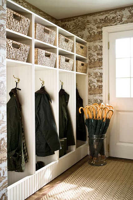 Philadelphia interior design mudroom accessories