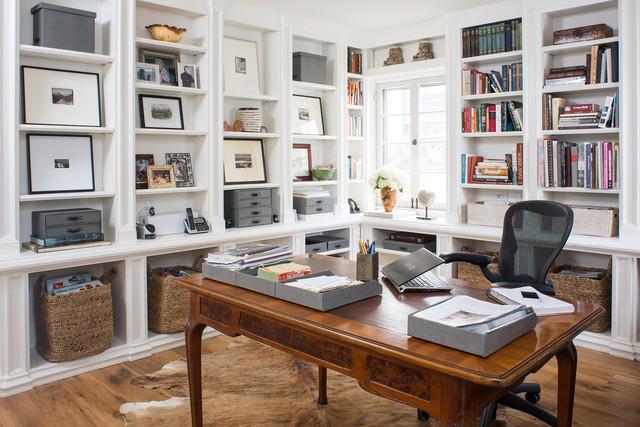Ordinaire Philadelphia Interior Designer Glenna Stone Philadelphia Home Office  Inspiration The Container Store