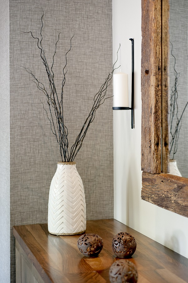 Textured Wallcoverings Glenna Stone Interior Design