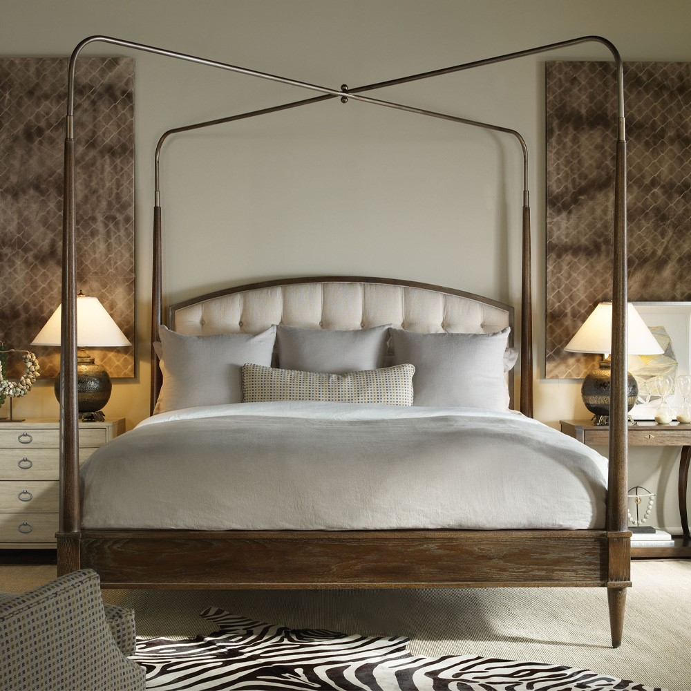 Best Philadelphia Interior Designer Glenna Stone Master Bedroom Vanguard Anderkit King Bed