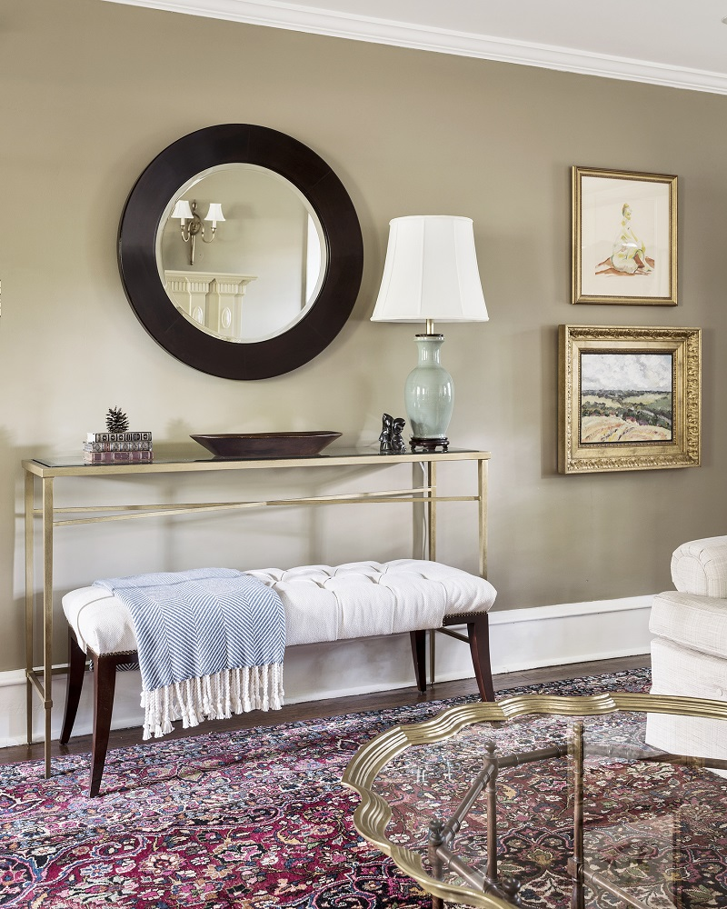 Console tables: Why we love them - Glenna Stone Interior Design