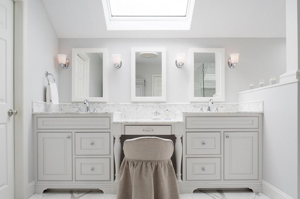 Elegant Villanova Master Bath Redesign